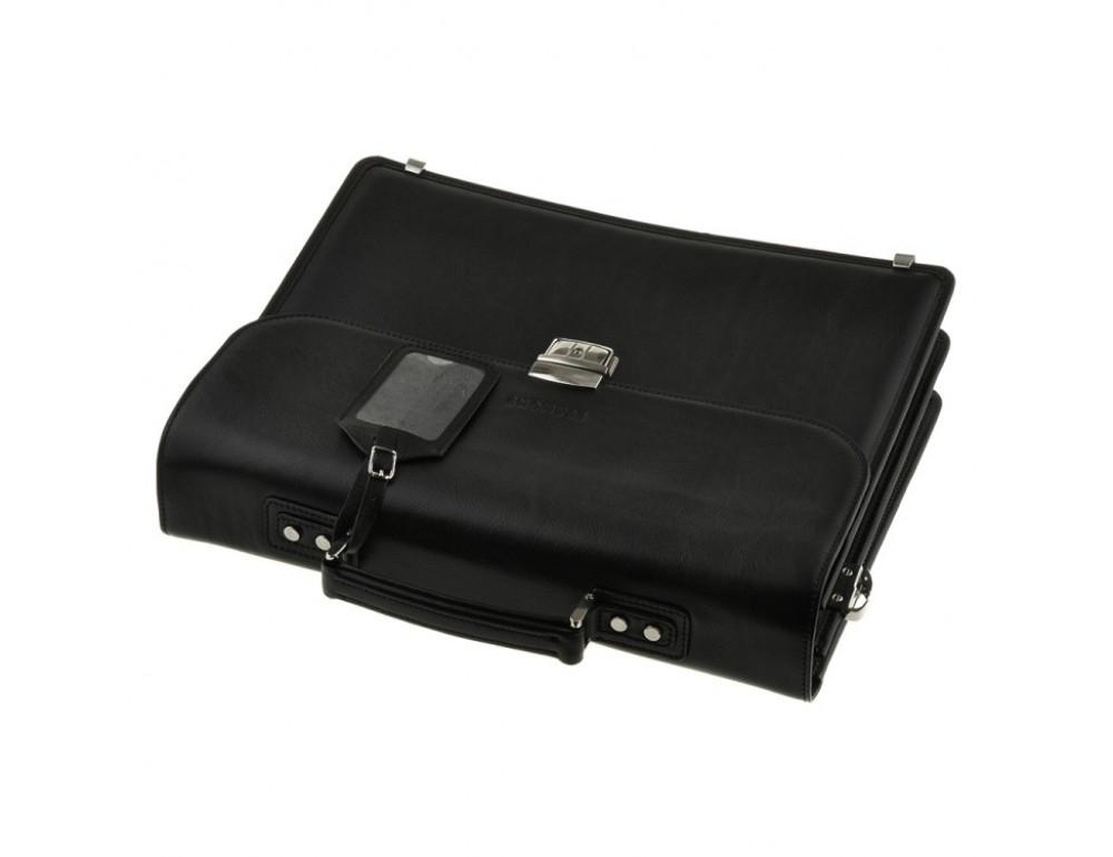 Мужской классический портфель Blamont Bn039A - Фото № 5