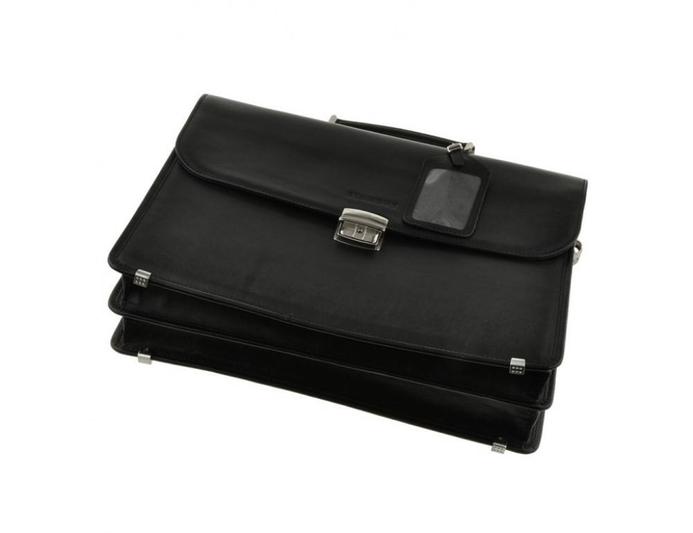 Мужской классический портфель Blamont Bn039A - Фото № 6
