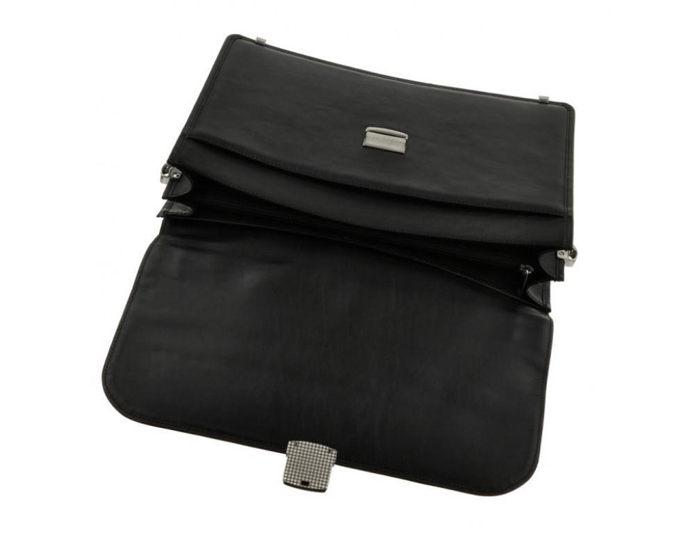 Мужской классический портфель Blamont Bn039A - Фото № 7