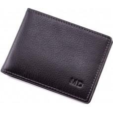 Чёрный кожаный зажим для денег Horton Collection TR3M-282A