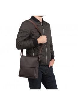 bb0810c49ee1 Чоловіча шкіряна сумка-месенджер TIDING BAG A25-1278C