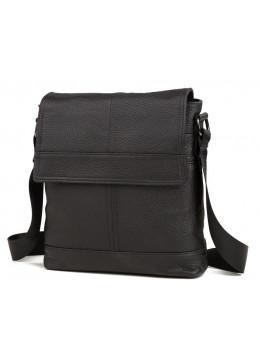 Мужская кожаная сумка-мессенджер TIDING BAG M38-3822A