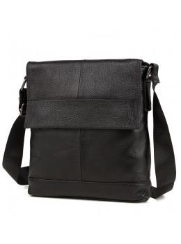 Мужская кожаная сумка-мессенджер TIDING BAG M38-8136A