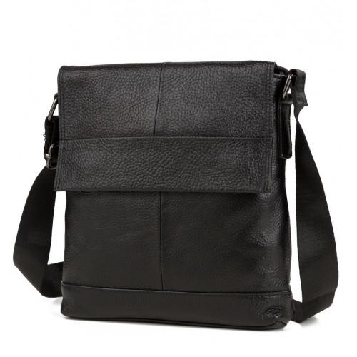 Чоловіча шкіряна сумка-месенджер TIDING BAG M38-8136A - Фотографія № 3