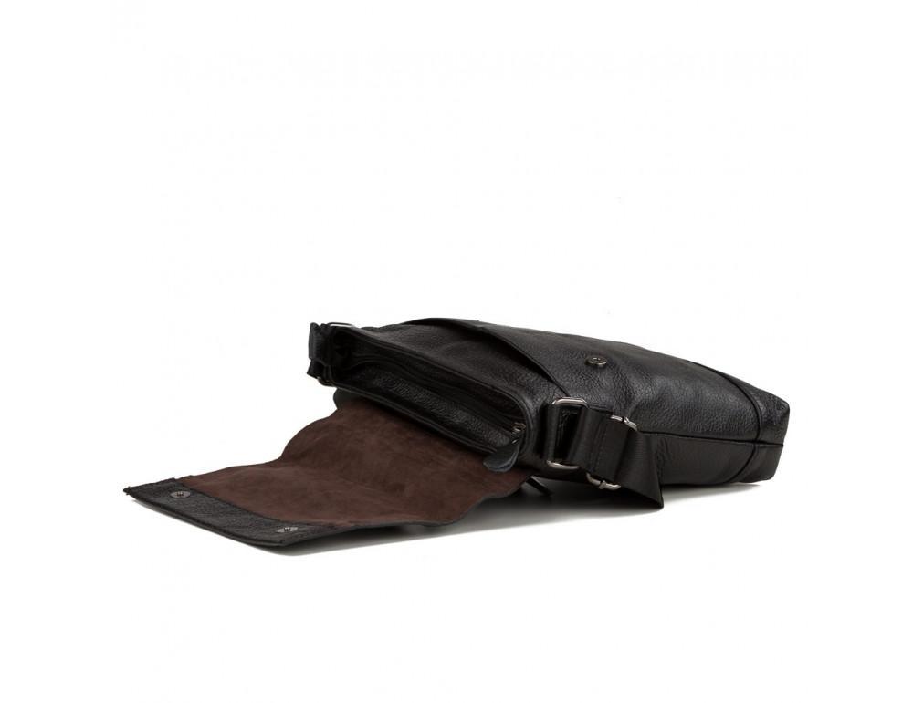 Мужская кожаная сумка-мессенджер TIDING BAG M38-8136A - Фото № 5