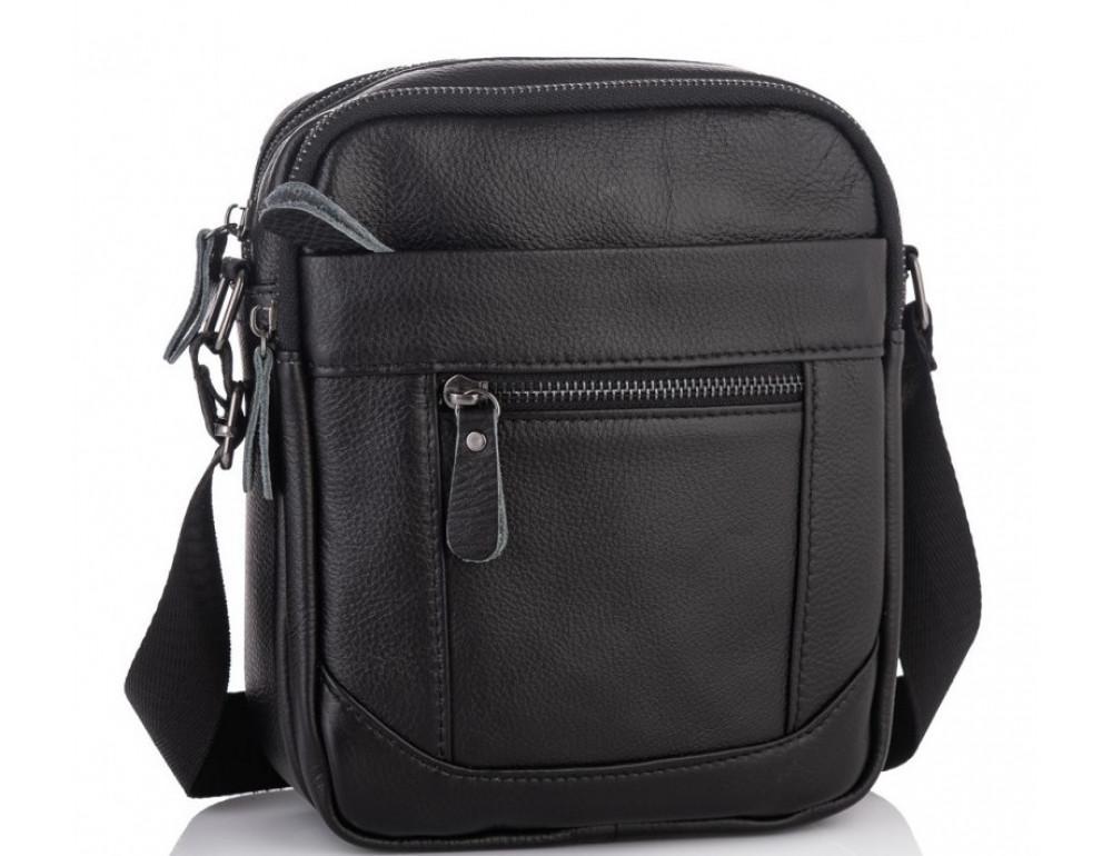 Мужская сумка-мессенджер из кожи TIDING BAG M38-3922A - Фото № 1