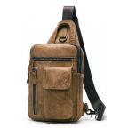 Светло-коричневая сумка через плечо Tiding Bag 4006С - Фото № 100