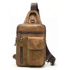 Светло-коричневая сумка через плечо Tiding Bag 4006С - Фото № 104