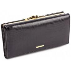 Чёрный женский кошелек Marco Coverna 403-1011-1