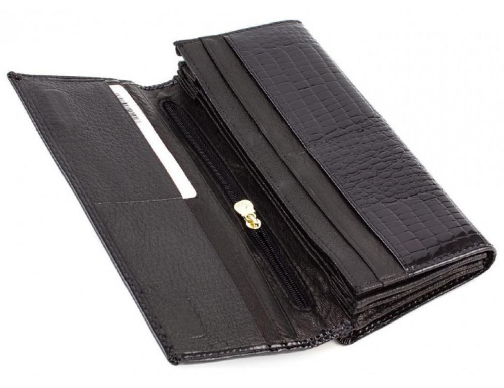 Чёрный женский кошелек Marco Coverna 403-1011-1 - Фото № 5