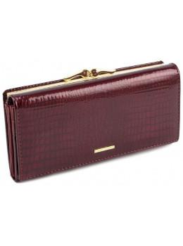 Боровый женский кошелёк в лаковой коже Marco Coverna 403-1011-4