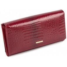 Красный лаковый кошелёк Marco Coverna 403-2480-2