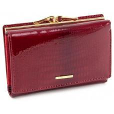 Красный лаковый кошелёк Marco Coverna 403-2490-2