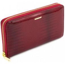 Червоний гаманець на блискавки Marco Coverna 403-2500-2