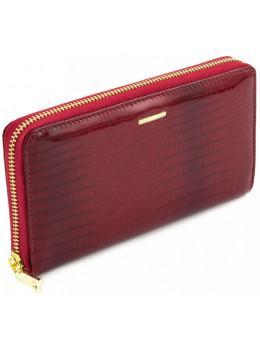 Красный кошелёк на молнии Marco Coverna 403-2500-2