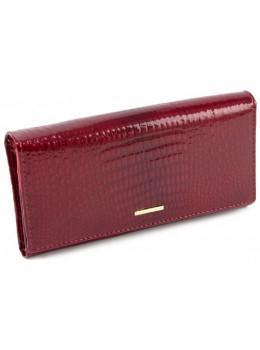 Красный лаковый кошелёк Marco Coverna 403-6061-2