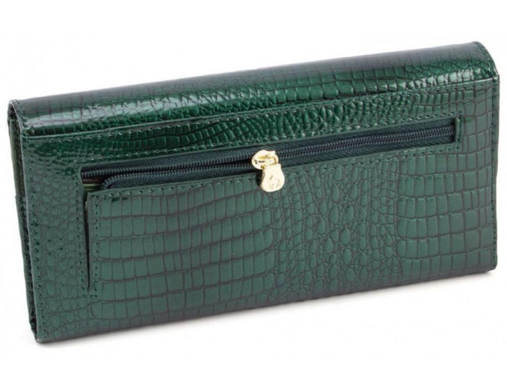 Зелёный женский кошелёк Marco Coverna 403-6061-7 - Фото № 3