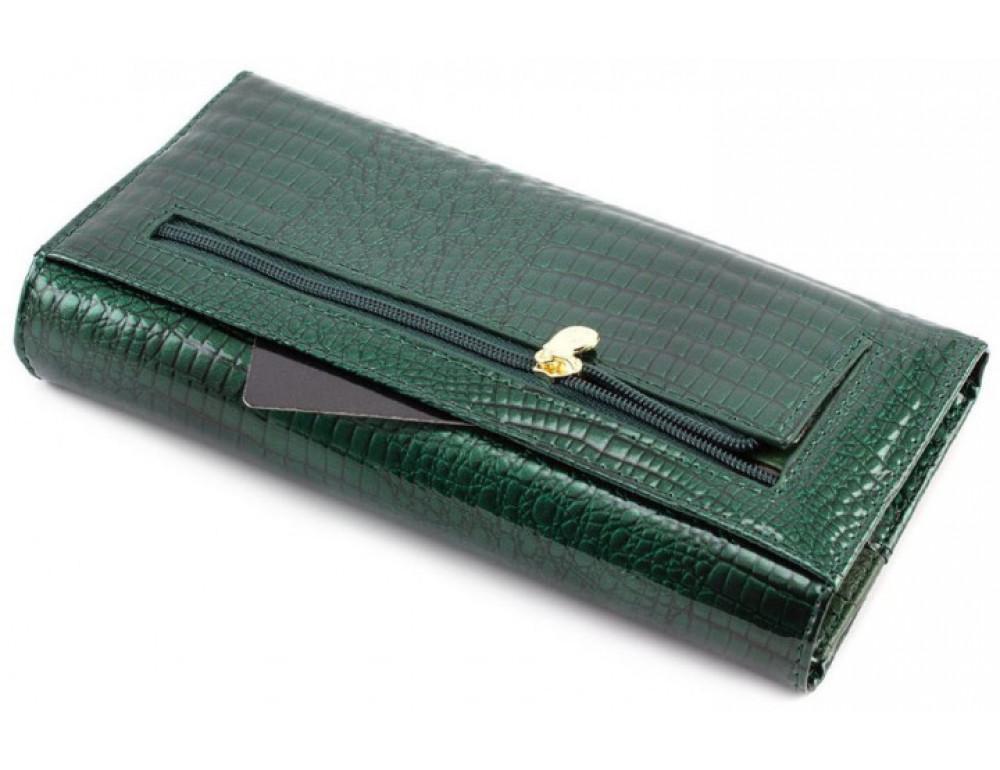 Зелёный женский кошелёк Marco Coverna 403-6061-7 - Фото № 4