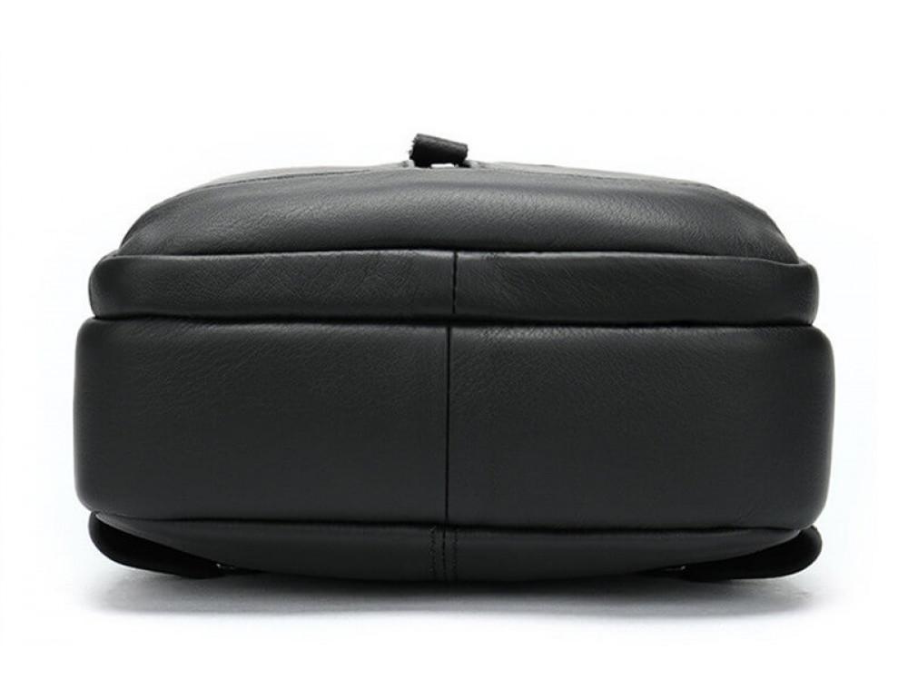 Стильная сумка через плечо из натуральной кожи JASPER MAINE 5007A - Фото № 6