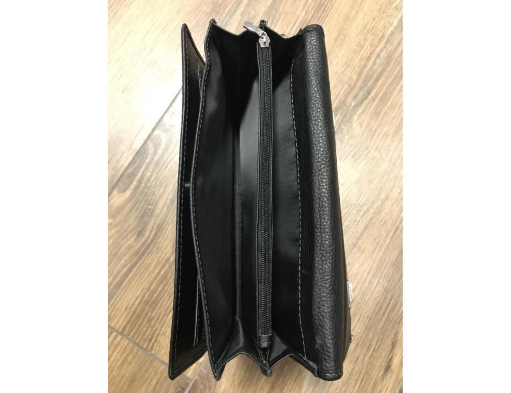 Мужской кожаный клатч Horton Collection M34-184A - Фото № 3