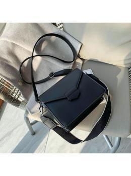 Чорна жіночих сумок з пу-шкіри Ramiel 6905A
