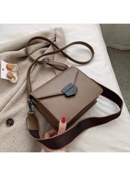 Темно-пудровая жіночих сумок з пу-шкіри Ramiel 6905KH