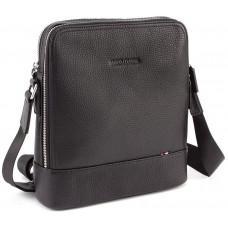 Мужская кожаная сумка мессенджер Marco Coverna MC 6952-1 Black