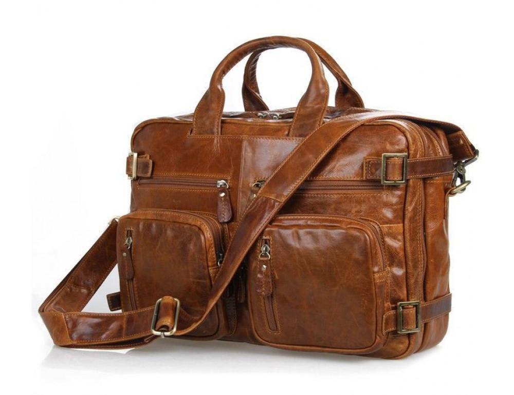 Мужская сумка-рюкзак Jasper&Maine 7026B - Фото № 1