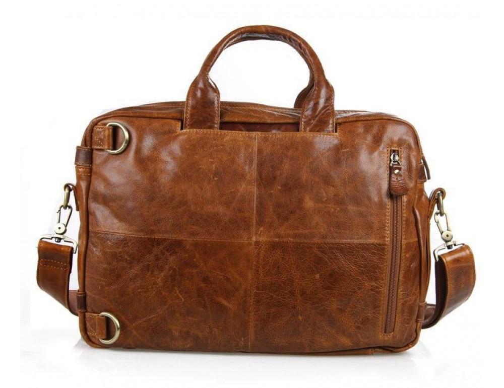 Мужская сумка-рюкзак Jasper&Maine 7026B - Фото № 2