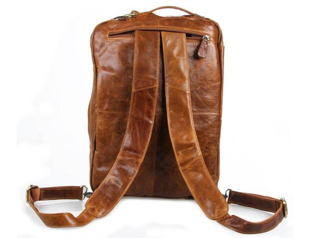 Мужская сумка-рюкзак Jasper&Maine 7026B - Фото № 3