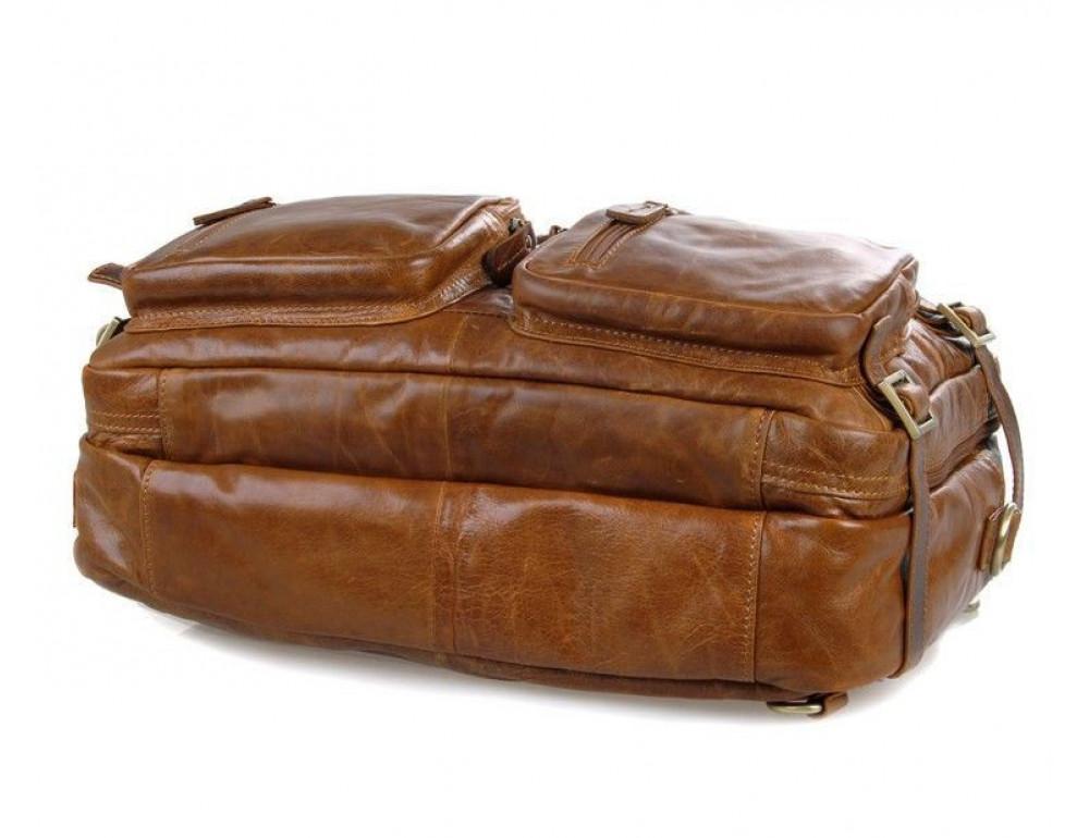 Мужская сумка-рюкзак Jasper&Maine 7026B - Фото № 4