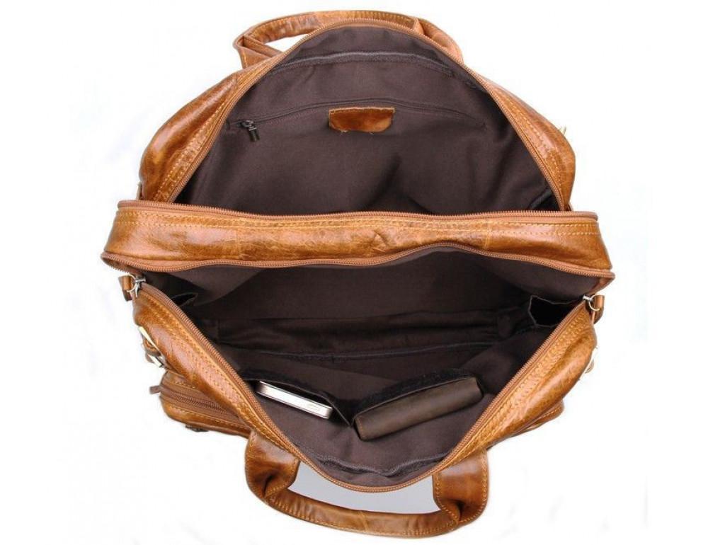 Мужская сумка-рюкзак Jasper&Maine 7026B - Фото № 6