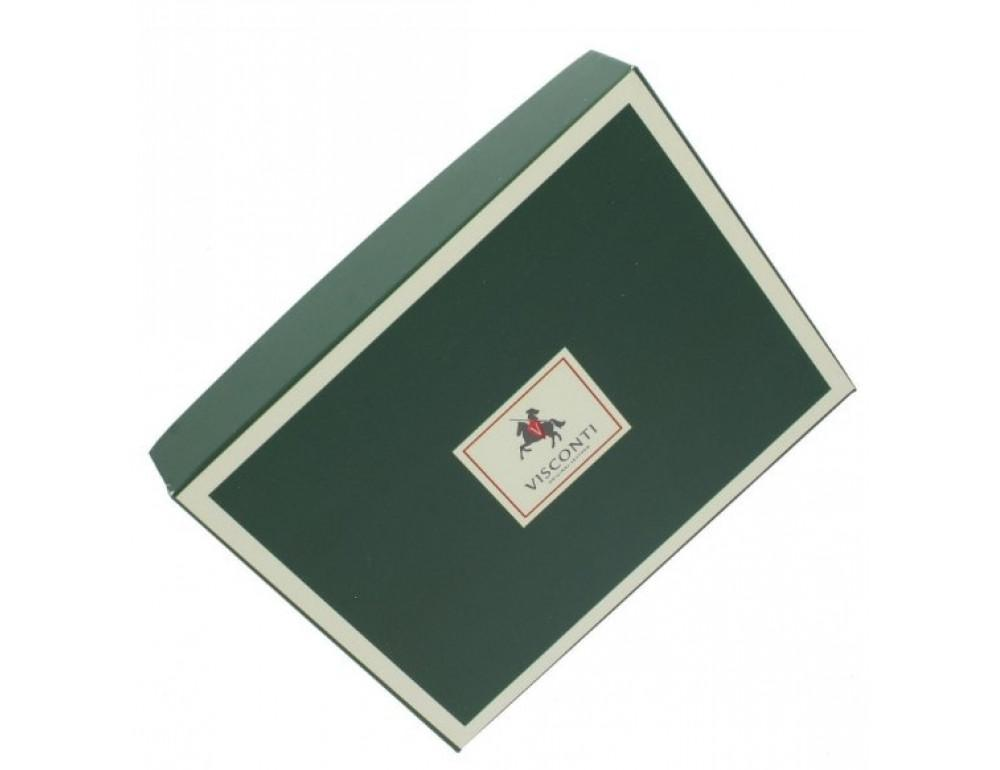 Мужской кошелек Visconti HT11 CHOC коричневый - Фото № 7