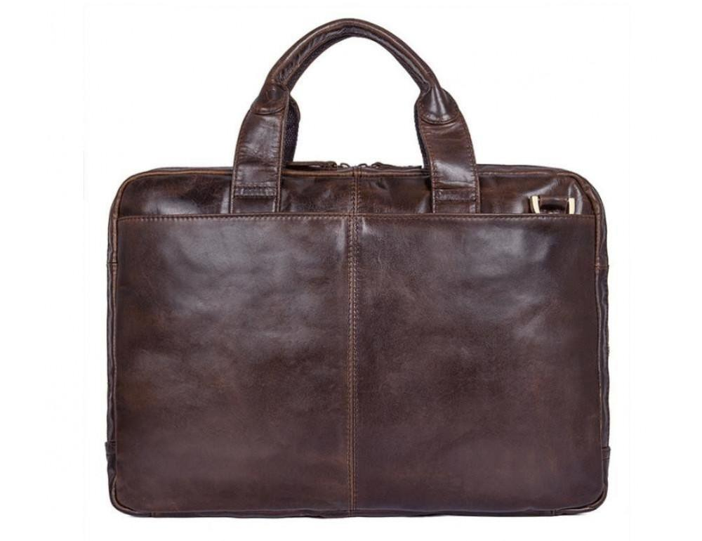Шкіряна сумка через плече TIDING BAG 7092-3C - Фотографія № 4