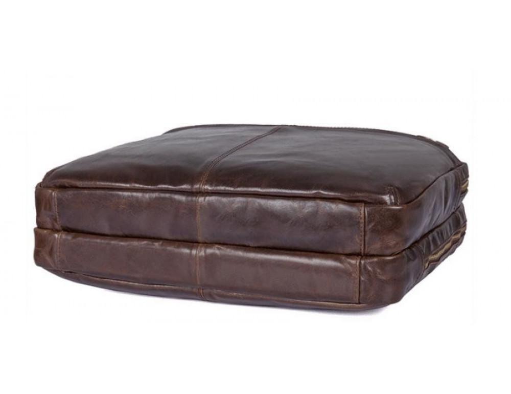Шкіряна сумка через плече TIDING BAG 7092-3C - Фотографія № 5