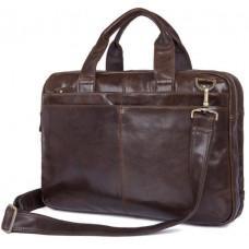 Шкіряна сумка через плече TIDING BAG 7092-3C