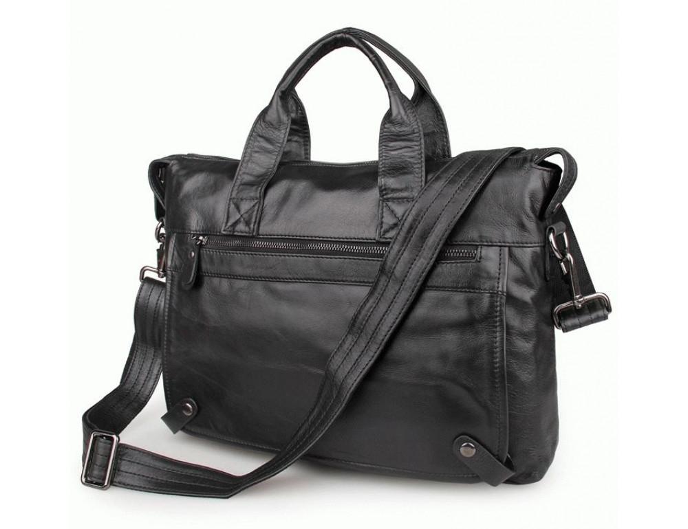 Шкіряна сумка для ноутбука JASPER & MAINE 7120A