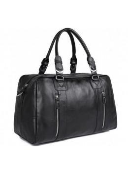 Кожаная дорожная сумка JASPER & MAINE 7190A