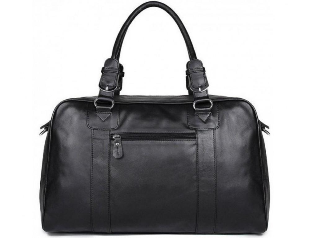 Кожаная дорожная сумка JASPER & MAINE 7190A - Фото № 7