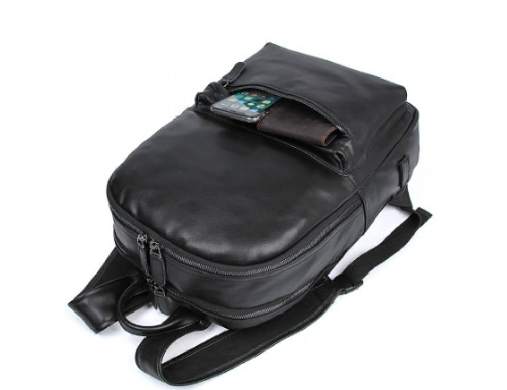 Кожаный рюкзак TIDING BAG 7273A - Фото № 4