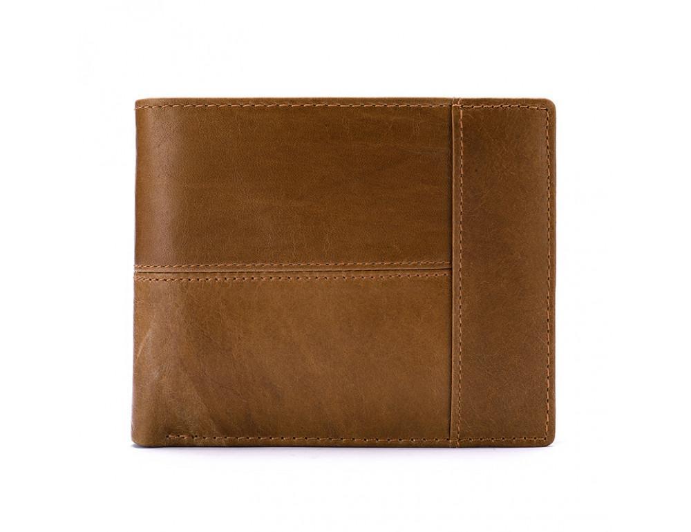 Мужской кожаный портмоне TIDING BAG 8064C - Фото № 1