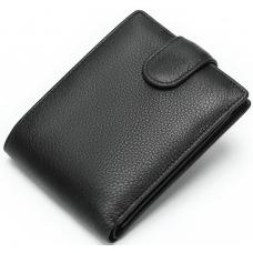 Мужской кожаный кошелек JASPER MAINE 8617A