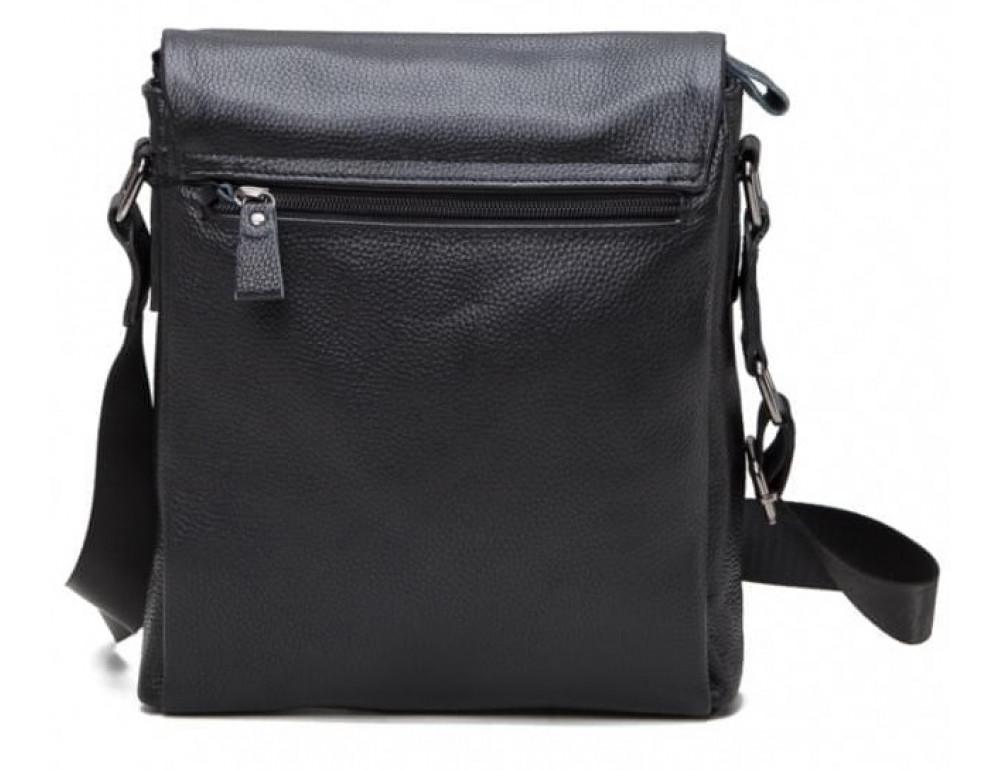 Мужская кожаная сумка-мессенджер Tiding Bag A25-8871A - Фото № 3