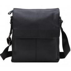 Чоловіча шкіряна сумка-месенджер Tiding Bag A25-8871A