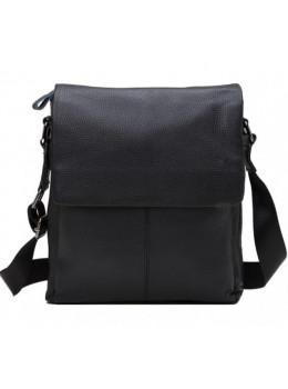 Мужская кожаная сумка-мессенджер Tiding Bag A25-8871A