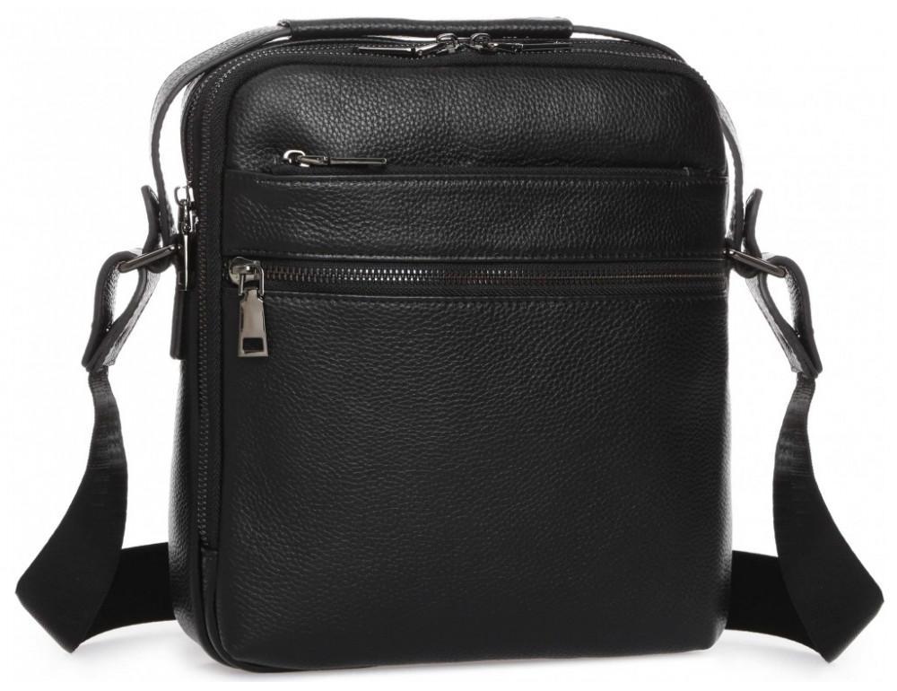 Мужской кожаный мессенджер Tiding Bag A25-17622-3А