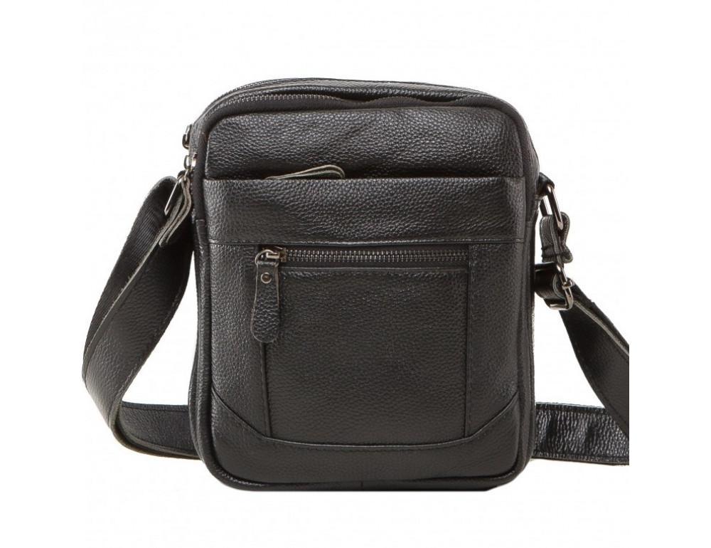 Мужская сумка-мессенджер из кожи TIDING BAG A25-223A