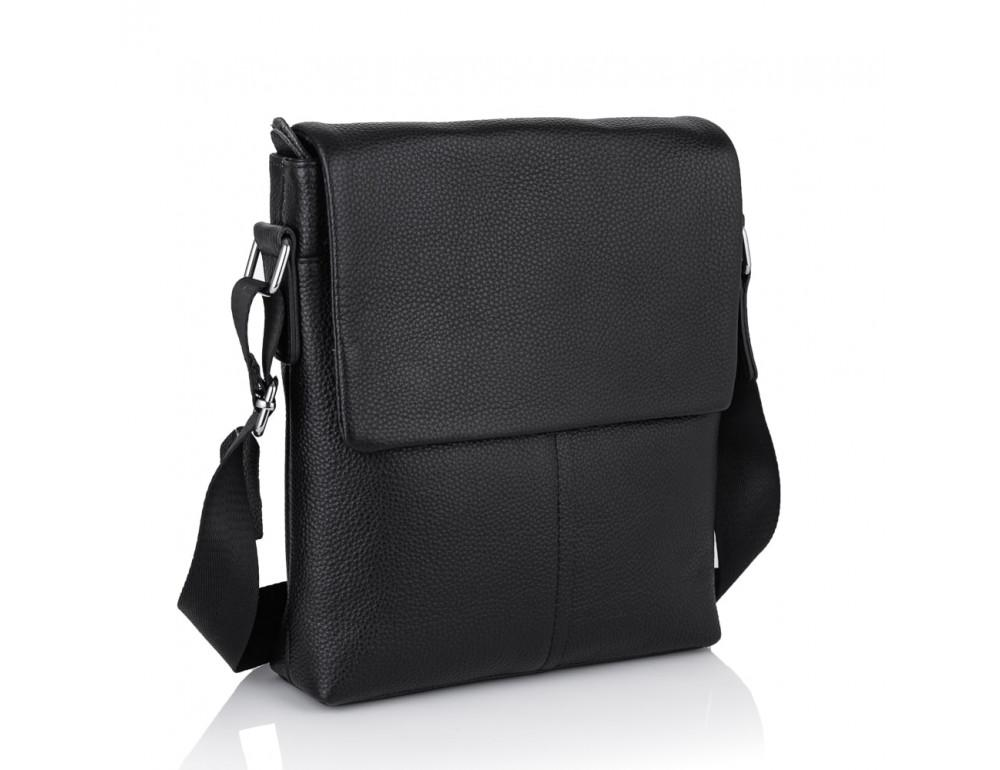 Кожаная сумка на два отделения TIDING BAG A25-8870A