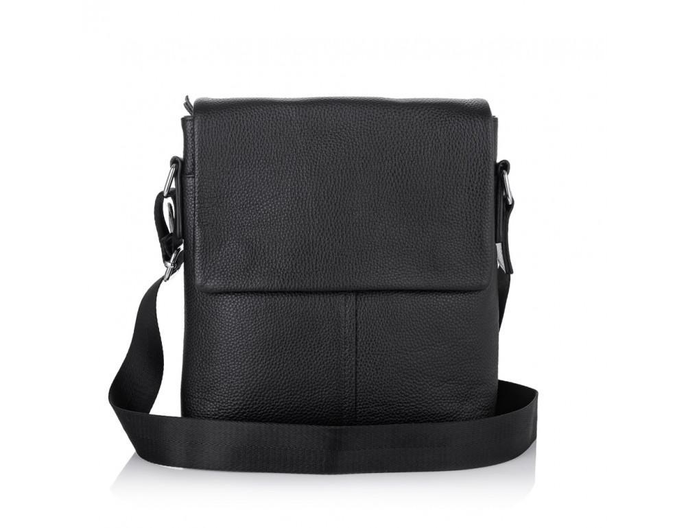 Кожаная сумка на два отделения TIDING BAG A25-8870A - Фото № 4
