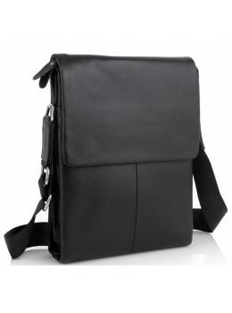 Мужская кожаная сумка-мессенджер Tiding Bag A27-9906A
